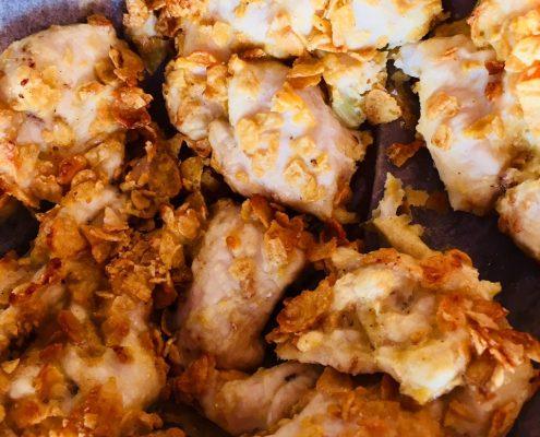 homemade kipnuggets